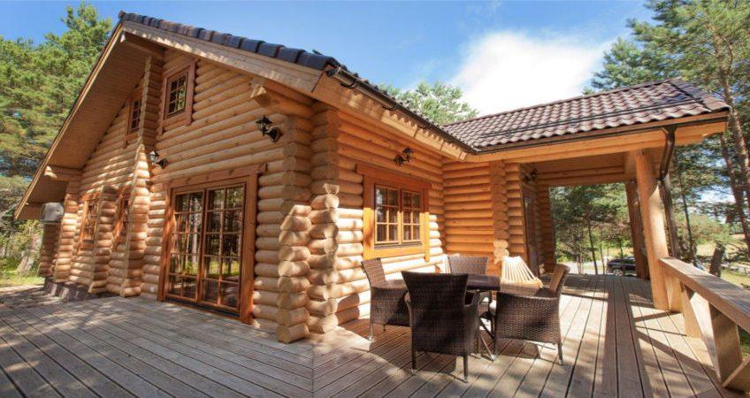Projekty Domów Drewnianych Czy Warto?